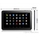 "10.1"" Android 4.2 Quad Core tablet PC Allwinner A31s QuadCore tablets with Bluetooth & Capacitive Touch Tablet PC"