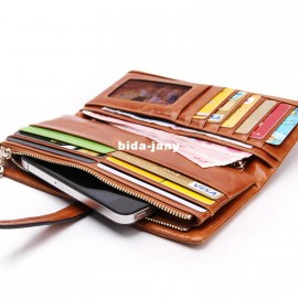 Cheap wallet women, Buy Directly from China Suppliers:2013 NEW DESIGN genuine leather wallet women long style cowhide purse wholesale and retailUS $ 34.90/piece2013 Hot Selli