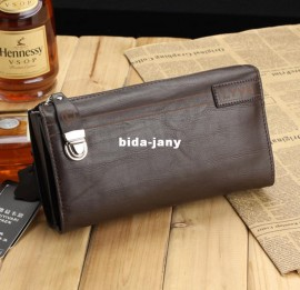 Cheap fashion wallets, Buy Directly from China Suppliers: MEN'S Genuine leather Fashion wallets for man clutch bag zipper purse business handbag ,Free shi