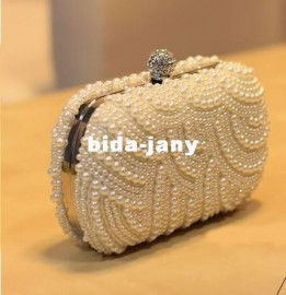 Cheap clutch, Buy Directly from China Suppliers:Hot new fashion Celebrity Vintage Pearl bridal bag lady party clutchPackage including:1 bag, no other accessories&n