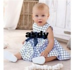 1 piece retail Free shipping Baby dress/ Baby clothes/ Climbing clothe …