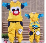 2013 male spring and autumn fashion girls clothing 100% cotton child c…