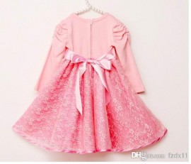 2015 Time-limited Dress Tutu for Pregnant Childrens Clothing New Autumn Snow White Lace Girls Cute And Pretty Baby free Shipping Gc00 girl dress girls dress baby dress