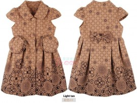 Free to join the new autumn and winter 2013 new short-sleeved woolen European and American children dress girls dress with hat 6616 Kids Children Skirt