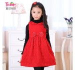 2013 autumn and winter children's fairy tale combination new Korean do …