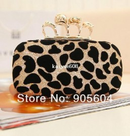 Cheap evening party bag, Buy Quality evening clutch bag directly from China evening and clutch bags Suppliers: Elegant Knuckle Gold Bling Frosting Clutch Box Case Party Purse Evening Bag &nb