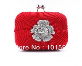 Cheap handbag clutch bag, Buy Quality bag in bag handbag organizer directly from China handbag shoulder bag Suppliers:2013 NEW, women rose hard bag fashion messager shoulder bag women wedding Bridal bags handbag clutch flower hard evening