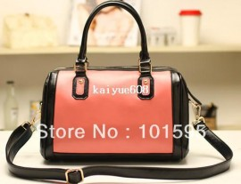 Cheap handbag free shipping, Buy Quality handbag handbags directly from China handbag free Suppliers:2013Wholesale Popular korean style Simple Elegant shoulder bag Cylindrical handbag free shiping &