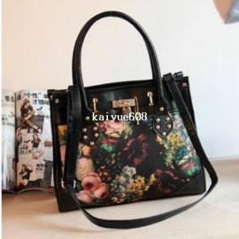 Cheap handbag clutch bag, Buy Quality handbag bag directly from China handbag Suppliers:Colors for selection: Oil PaintingPacking Weight:850GMaterial:PUDetailed Size:35CM(Length)×28CM(Height)×