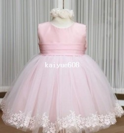 Cheap princess flower girl dress, Buy Quality lace dresses directly from China lace princess wedding dresses Suppliers:Kids kingdom