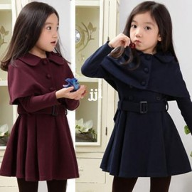 2014 spring autumn winter Kids Girls Dress long sleeve princess dress Fashion children clothing suit for 3-8Yfree shipping Dresses Cheap Dresses China Dresses Suppliers