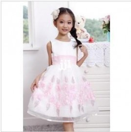 Cheap Dresses on Sale at Bargain Price, Buy Quality flower chiffon dress, flower girl princess dress, dress up girls dresses from China flower chiffon dress Suppliers at Aliexpress.com:1,Style:Formal 2,Dresses Length:Knee-Length 3,Model Number:3333 4,Deco