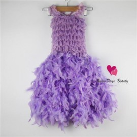 Free Shipping !!!2014 Baby Girl Feather tutu Kids Girl Flower Dresses Baby Girl Dancing Clothing Christmas Princess Dress X-43 Dresses Cheap Dresses Free Shipping 2014 Bab