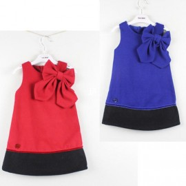 Retail, new 2014 baby girls' autumn/winter dresses, baby clothing, children's wear (2-7years), free shipping dress high school musical clothing for large busted clothing international