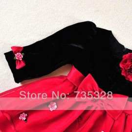 2014 spring and autumn girls dresses, princess dress, children casual clothing, new fashion baby winter wear Dresses Cheap Dresses 2014 spring and autumn gi
