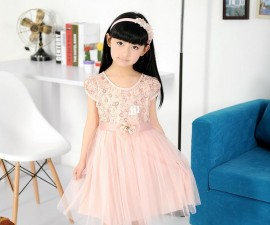 Free shipping 2014 summer new children's clothing girls dress princess dress children Dresses Cheap Dresses Free shipping 2014 summer