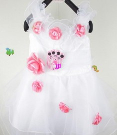 New 2014 Summer Fashion Chiffon, (Lace, Sequins 2 style) Flowers Girl Dress Princess, Kids Children Clothing, Child Clothes 5395free shipping Dresses Cheap Dresses New 2014 Summer Fashion C