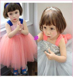 2014 New Summer Girls Cotton Dress TuTu Strap Princess Dresses with Sequines Fashion Children Clothing wholesale 5pcs/lotfree shipping Dresses Cheap Dresses 2014 New Summer Girls Cot