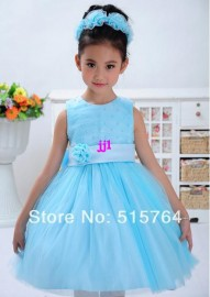 Cheap Dresses on Sale at Bargain Price, Buy Quality Dresses from China Dresses Suppliers at Aliexpress.com:1,Decoration:Bow 2,Silhouette:Ball Gown 3,Gender:Girls 4,Pattern Type:Floral 5,Style:England Style