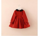 2014 Autumn Korean version of the new children clothing baby doll coll …