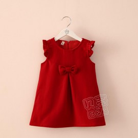2014 Autumn Korean version of the new female childrens clothing baby vest skirt dress child qz-1067 frozen 2014 baby boy clothes boys