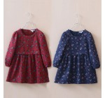 2014 Autumn Korean version of the new female childrens clothing zipper …