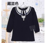 2014 Autumn Korean version of the new childrens clothing female baby c …