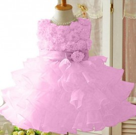 Cheap Dresses, Buy Directly from China Suppliers:2014 summer Kids Girls Princess Stripe Bow Lace sleeveless dress Party Puffy Tulle Dresses child's clothes 2-5YUS $ 33.0