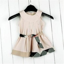 Clearance 2013 new baby sleeveless dress girls dresses childens clothing with 5 star positive feedback dress up girls dresses clothing girl clothing baby